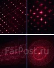 Мощный красный лазер. Дальность до 8000 метров. Целеуказатель