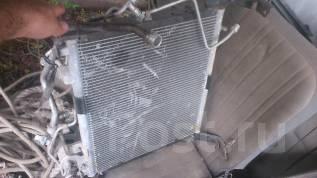 Радиатор кондиционера. Nissan Vanette, SK82VN Двигатель F8