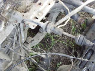 Тросик сцепления. Subaru Leone, AP3 Двигатель EA71