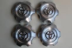 """Колпаки для литых дисков Toyota Land Cruiser Prado 120. Диаметр 17"""""""", 4шт"""