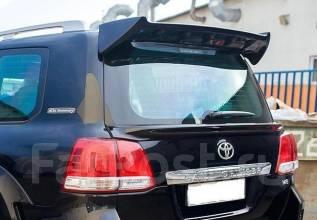 Спойлер. Toyota Land Cruiser