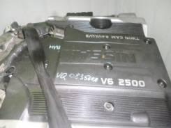 Двигатель в сборе. Nissan Cefiro Двигатели: VQ25DD, VQ25DE, VQ25