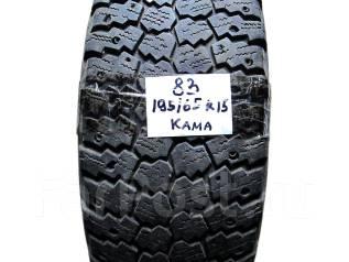 Кама-501. Зимние, шипованные, 2010 год, износ: 40%, 3 шт
