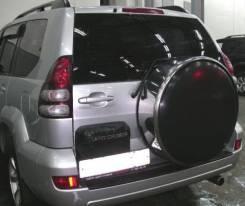 Колпак запасного колеса. Toyota Land Cruiser Prado, TRJ120, KDJ120W, KZJ120, TRJ120W, RZJ120W, VZJ120W, KDJ120, VZJ120, RZJ120. Под заказ