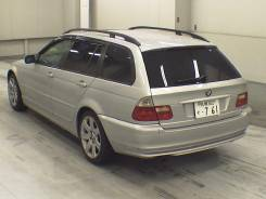 Продам задний бампер BMW E46  универсал