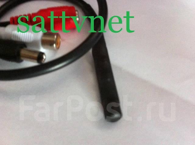 Миниатюрный микрофон PST-MIC05 для систем видеонаблюдения