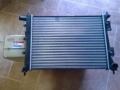 Радиатор охлаждения двигателя. Kia Rio