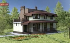 Продам готовые архитектурные проекты жилых домов (коттеджей)