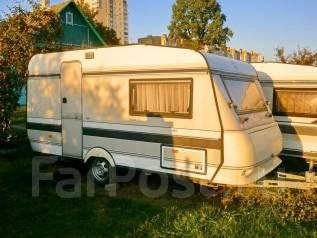 Hobby. Мини дом на колёсах -425 Prestige, 1 800 куб. см. Под заказ