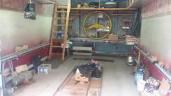 """Капитальный гараж а/к """"павловский"""". павловского, р-н недалеко от вещевого рынка, электричество, подвал."""