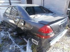 Задняя часть автомобиля. Toyota Mark II