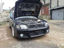 Интеркулер. Subaru Legacy Wagon, BH5 Subaru Legacy, BH5 Двигатель EJ208