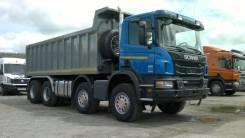 Scania. Самосвал P 400 CB8x4EHZ, 2 800 куб. см., 33 000 кг. Под заказ