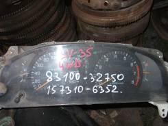 Панель приборов. Toyota Vista, SV35