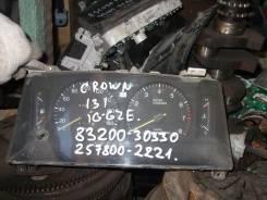 Панель приборов. Toyota Crown, GS131 Двигатель 1GGZE