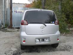 Toyota Porte. NNP1, 2NZ