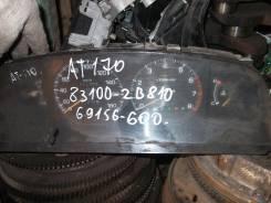 Панель приборов. Toyota Corona, AT170