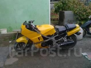 Kawasaki GPZ 400. 400 куб. см., неисправен, без птс, с пробегом