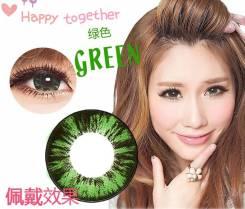 Яркие контактные линзы производства Корея (без диоптрий)! SALE!
