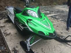 Arctic Cat M8. исправен, есть птс, без пробега