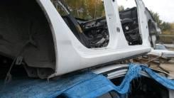 Порог пластиковый. Toyota Corolla Fielder