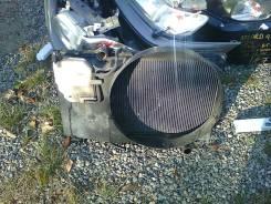 Радиатор охлаждения двигателя. Toyota Mark II, GX100, LX100, GX105, JZX105, JZX100, JZX101, 100