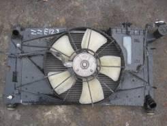 Радиатор охлаждения двигателя. Toyota Corolla, NZE121 Двигатели: 1NZFE, 1NZ, 1NZFE 1NZ