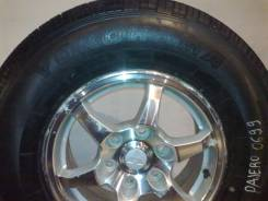 Продам запаску новую на литье от Mitsubishi Pajero. x16