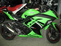 Kawasaki Ninja 300 Special Edition, 2014. 300 куб. см., исправен, птс, с пробегом
