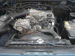 Двигатель в сборе. Mitsubishi Pajero, V23W Двигатель 6G72