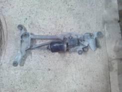 Мотор стеклоочистителя. Toyota Estima, ACR30, ACR40, AHR10, MCR30, MCR40 Двигатели: 2AZFE, 1MZFE, 2AZFXE