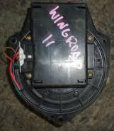 Мотор печки. Nissan Wingroad