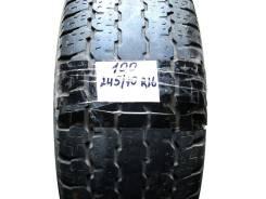 Bridgestone Dueler H/T. Всесезонные, 2010 год, износ: 70%, 1 шт