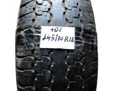 Bridgestone Dueler H/T. Всесезонные, 2010 год, износ: 60%, 1 шт