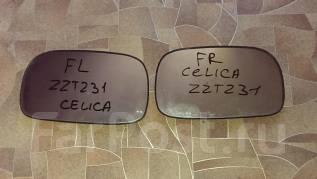 Стекло зеркала. Toyota Celica, ZZT231
