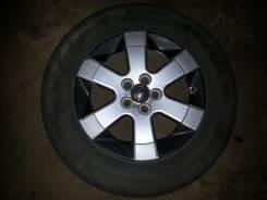 Toyota. x15, 5x100.00, ET45