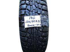 Кама-503. Зимние, шипованные, 2010 год, без износа, 1 шт