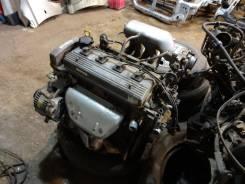 Двигатель 7AFE (катушечный) в разборе