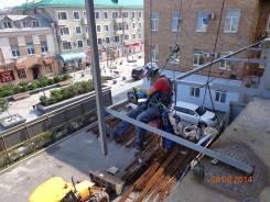 Альпинисты Монтаж металло-конструкций Высотно-монтажные услуги