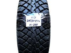 МШЗ М-289 SnowQueen. Зимние, без шипов, износ: 10%, 1 шт