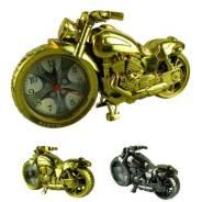 Будильник в виде мотоцикла