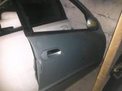 Дверь боковая. Nissan Almera, G11 Двигатель K4M