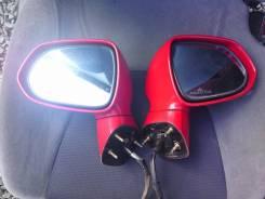 Стекло зеркала. Honda Fit, GD4, GD3, GD2, GD1