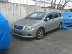 Блок управления климат-контролем. Toyota Corolla Fielder, NZE141G, NZE141