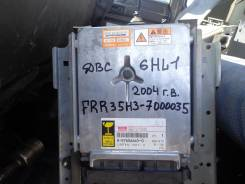Блок управления двс. Isuzu Forward, FRR35 Двигатель 6HL1