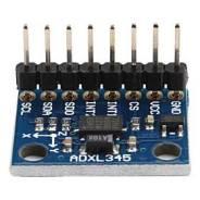 GY-291 трехосный акселерометр ADXL345 arduino. Diodvl