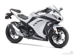 Kawasaki Ninja 300. 300 куб. см., исправен, птс, без пробега