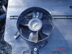 Вентилятор охлаждения радиатора. Toyota Hilux Surf, LN130W Двигатель 2LTE