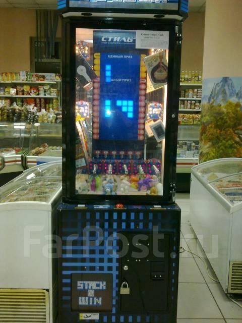 Тетрис игровой автомат