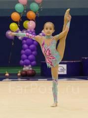 Художественная гимнастика для девочек 4-5 лет и 6-7 лет!